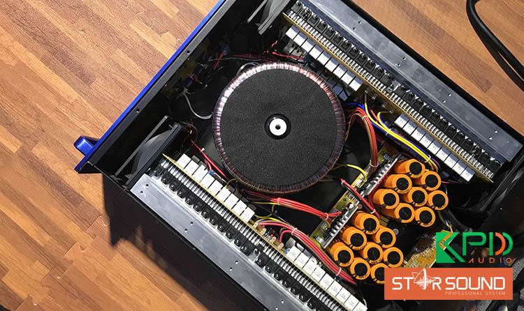 Cục đẩy Star Sound CH 4130M sở hữu thiết kế sang trọng