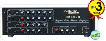 amply 12 so california pro 128B II