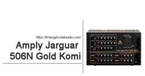 Amply jarguar PA 506N Gold Komi