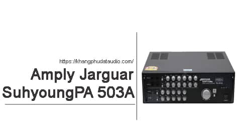 Amply Jarguar Suhyoung PA 503A