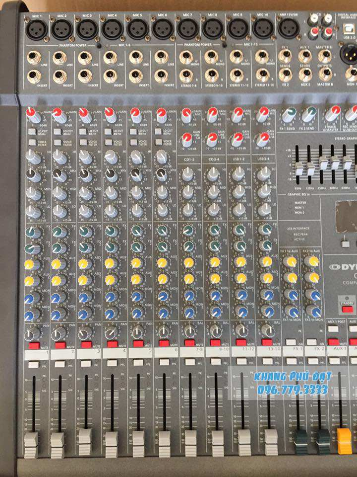 Mixer Dynacord CMS 1000 03