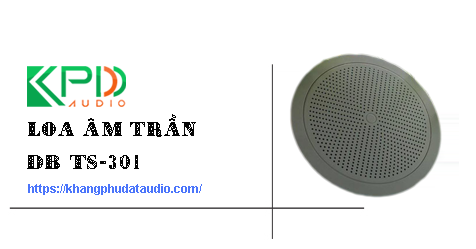 loa am tran db ts301